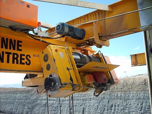 Street Crane Company?s Australian partner, North Queensland Cranes (NQC) uses UK built hoists and components.