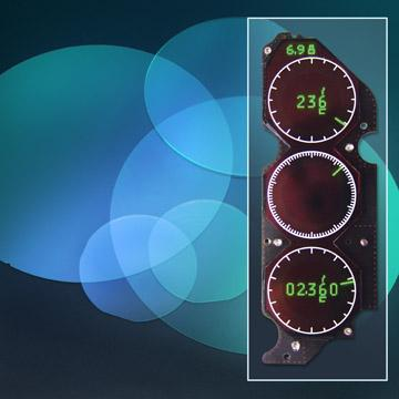 PG&O's Customized Optical Coatings for PRP Optoelectronics' Avionic Displays