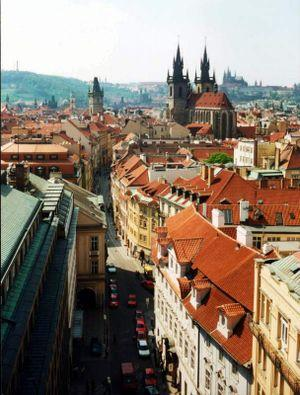 The Prague Spring Music Festival in May, running concurrent with the city?s Prague Khamora gypsy festival, make Prague on of the most popular tourist destinations this spring.