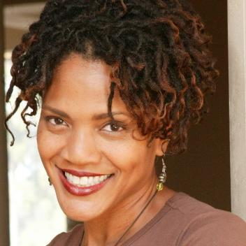 Author of Nappily series, Trisha R. Thomas