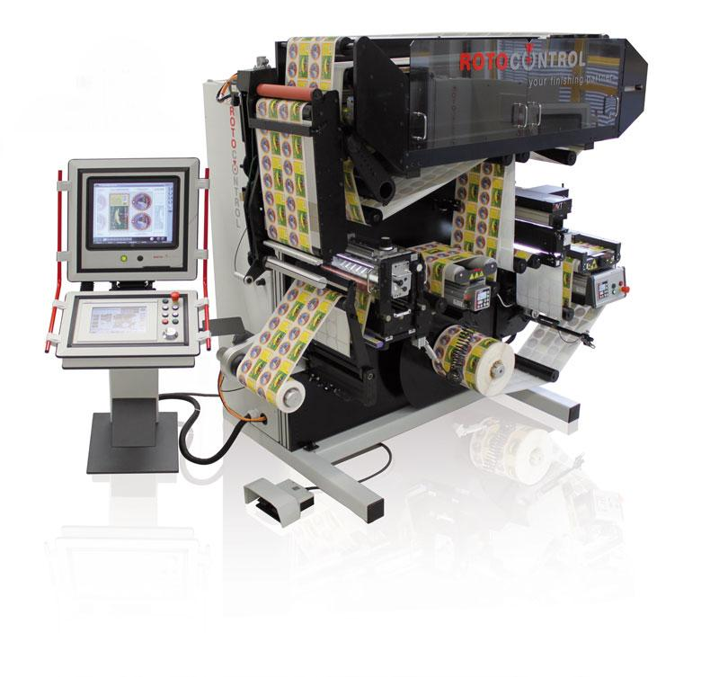 The ROTOCONTROL RSP Single Pass 100% Security Inspection Machine