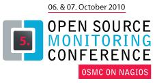 5th Open Source Monitoring Conference (OSMC) 6 – 7 October