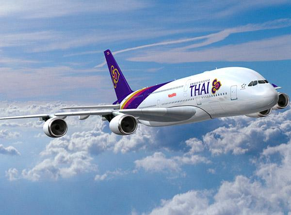 Thai introduce direct flights from Copenhagen, Denmark to Phuket, Thailand