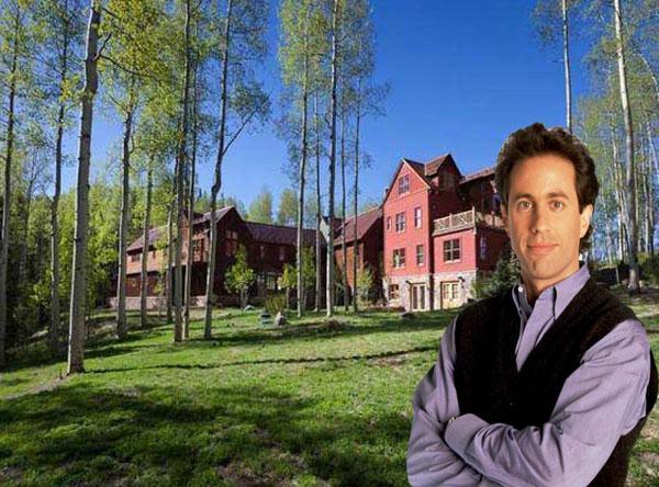 Jerry Seinfeld selling Colorado property for US$18.25 million