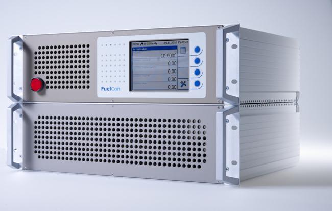 TrueData-EIS impedance spectroscopy