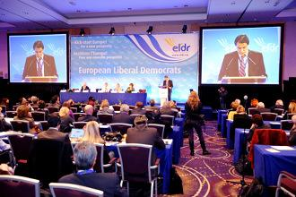 ELDR Congress in session