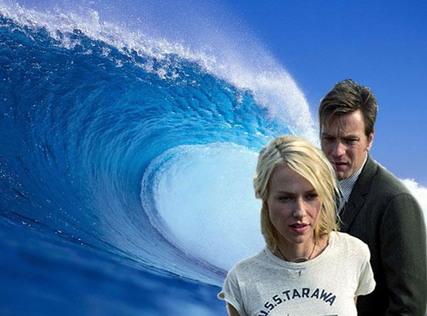 The Impossible brings Ewan McGregor and Naomi Watts to Phuket