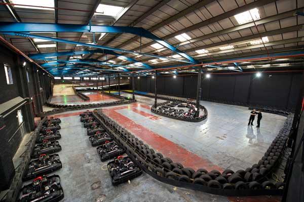 New Go Karting Brighton Track Opens