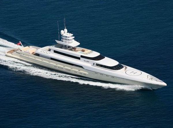 Silver Zwei - Super Yacht Rendezvous Phuket