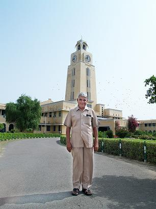Dr Pratap Singh calls it a day on 31 July 2009 from BITS Pilani