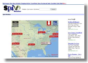 SpivO Launches Weather Resource