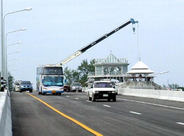 New Srisoonthorn Bridge finally opens in Phuket, Thailand