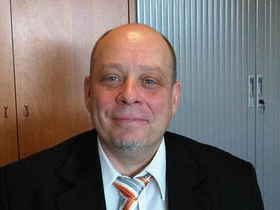 Serge Gradys, International Business Manager Composites. (Photo: Azelis, PR009)