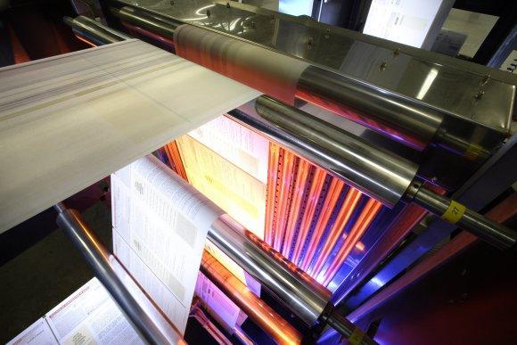 Carbon infrared heaters dry digital printings efficiently
