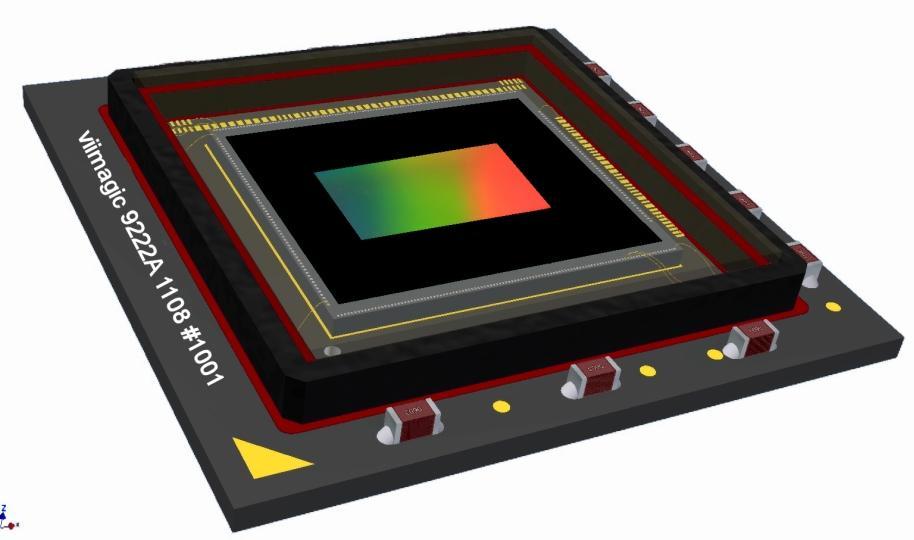 Image Sensor, CMOS,  HDTV, High Dynamic Range, HDR , Global Shutter, viimagic
