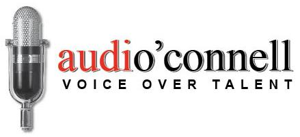 audio'connell Voice Over Talent