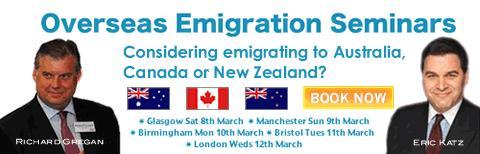 Overseas Emigration Seminars
