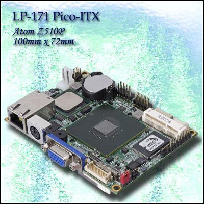Pico-ITX motherboard