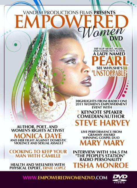 Empowered Women DVD Cover