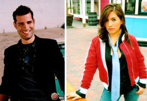 "Diana Mera & Frankie Alvarado Record Promotional Single Titled ""20 Pedacitos"""