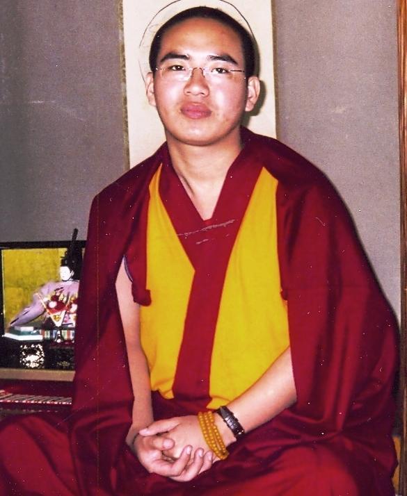 Venerable Tenzin Gyurme Rinpoche