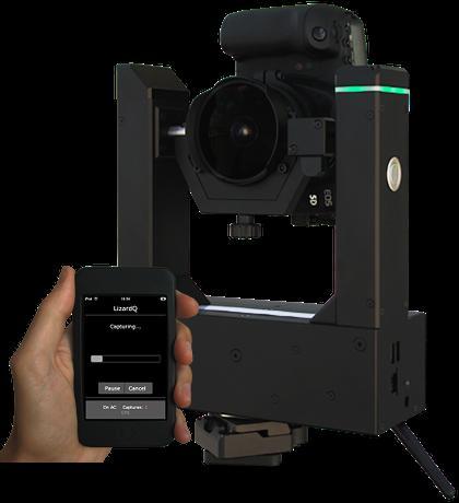LizardQ panoramic camera