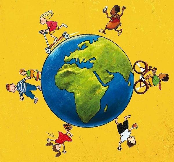 Children in 25 countries joined forces and collected 2.7 Million