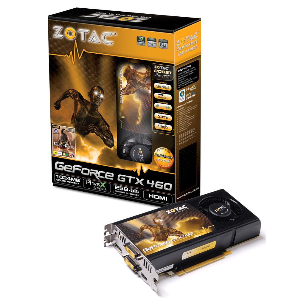 ZOTAC GeForce GTX 460 Series