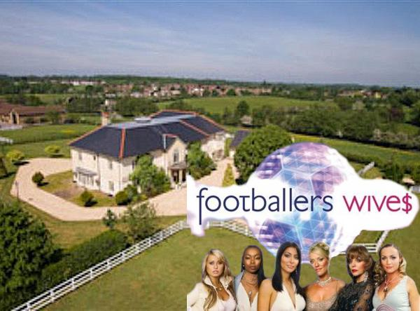 Former 'Beckingham Palace' owner puts 'Footballers' Wives' property on sale for £3.5 million