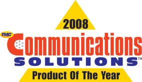 TOPEX Receives 2008 Communications Solutions Product of