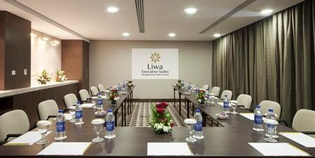 Liwa Executive Suites Targets Event Visitors to Abu Dhabi