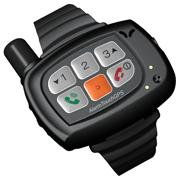 AlarmTouch GPS - personal safety phone with GPS location
