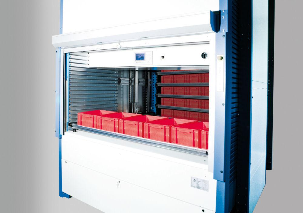 High Density Element VLM Storage
