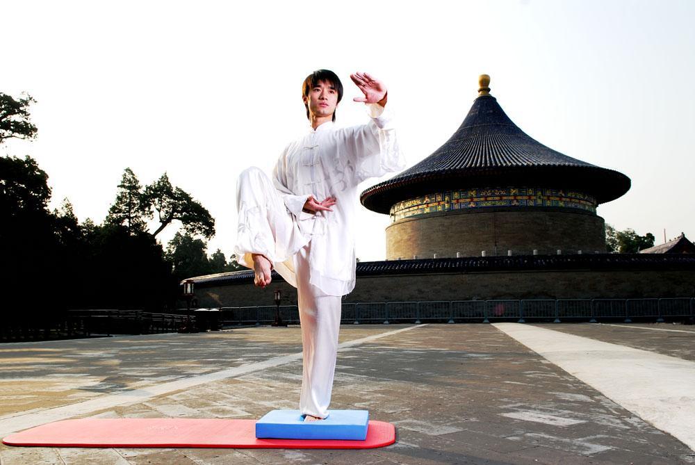 BeBalanced! Tai Chi with AIREX® Balance-pad