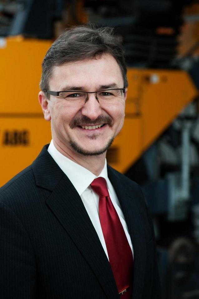 Frank Hafemann, new MOBA dealer channel manager