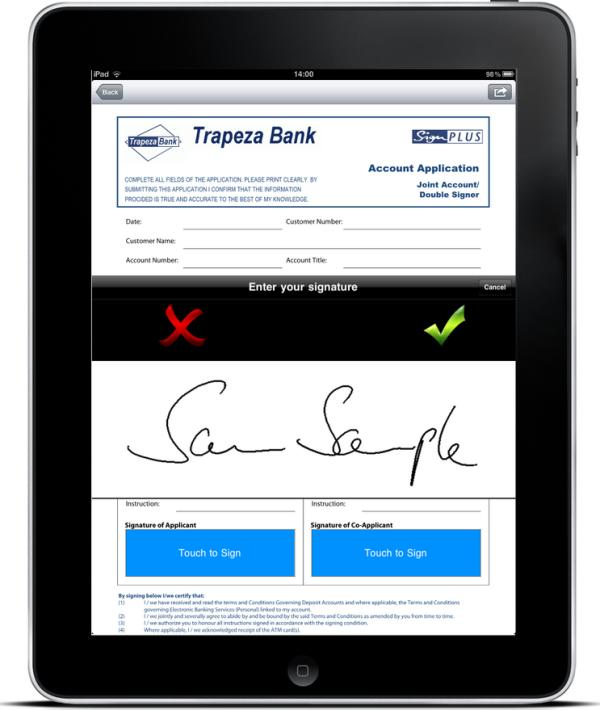 First iPad Signing App for Business Professionals - signdocmobile.com