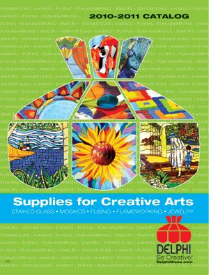 Delphi Glass Arts & Crafts Catalog