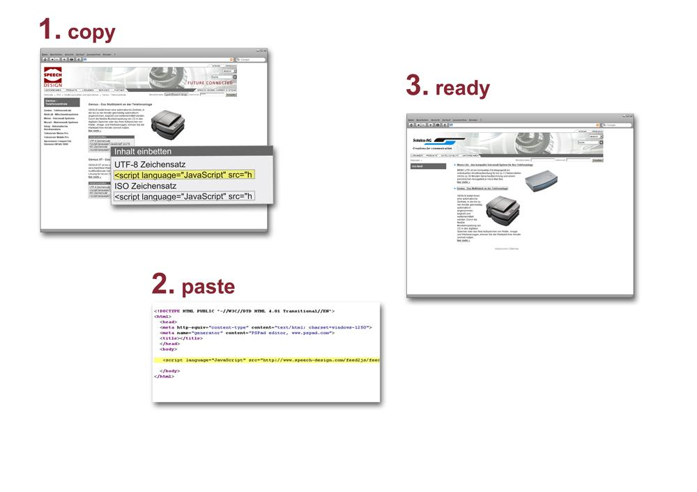 Speech Design provides new WEB 2.0 service to its ICT partners
