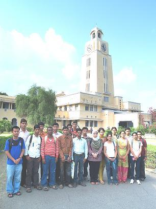 Towering Above the Rest - Board Toppers 2009 at BITS Pilani