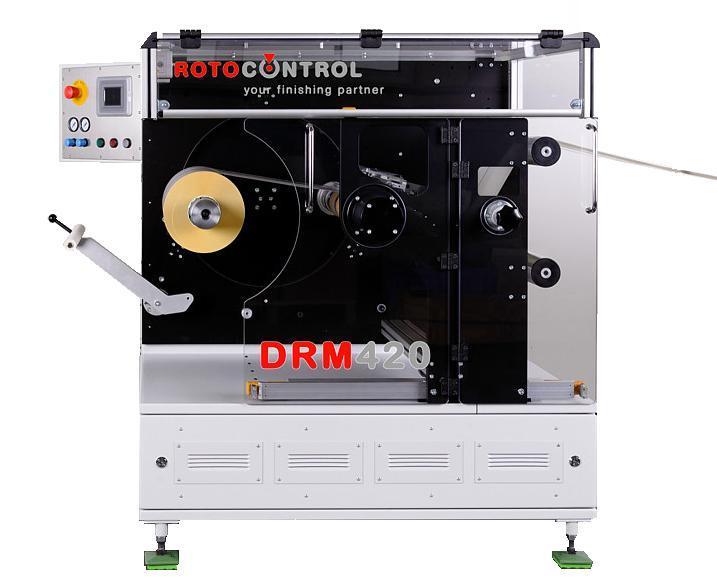 ROTOCONTROL DRM series dual rewind semi-automatic turret