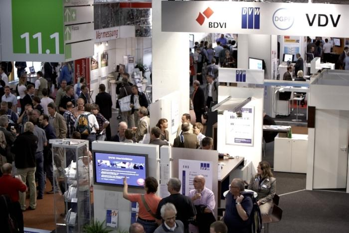 INTERGEO: the central hub for recording, gathering, processing, distributing and supplying geoinformation