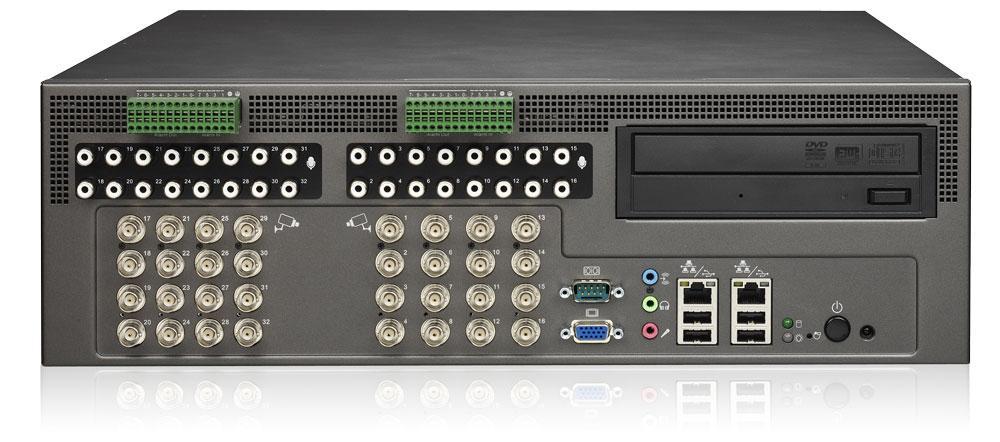 Surveillance Platform Provides 32 Channel Analog/Digital