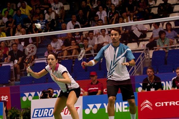 Yonex BWF World Badminton Championships