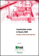 Construction sector in Russia 2009