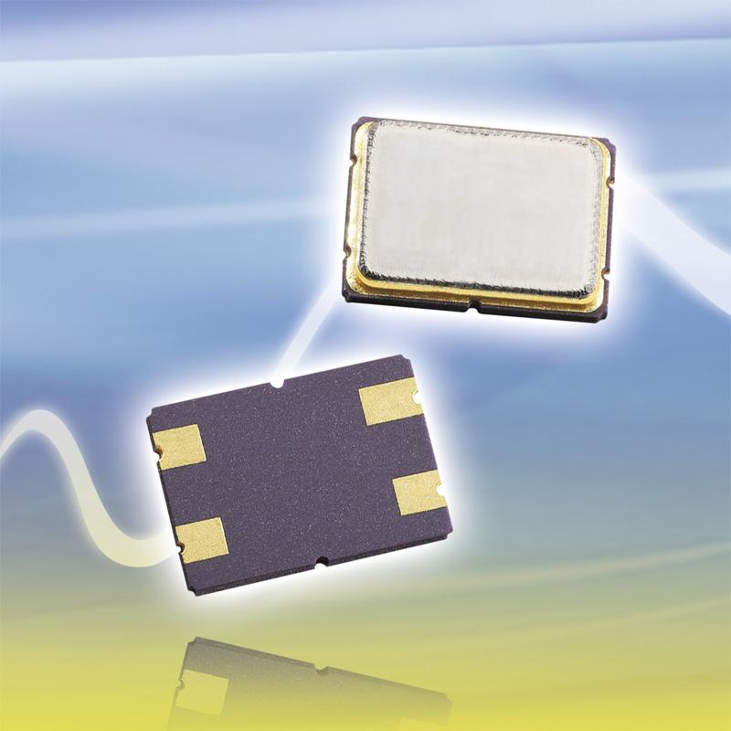 Nano SMD quartz with ideal dimensions - PETERMANN-TECHNIK