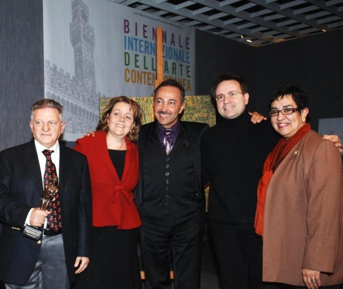 Passion for Life at the Florence Biennale
