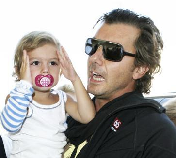 Gavin Rossdale dons 66°North