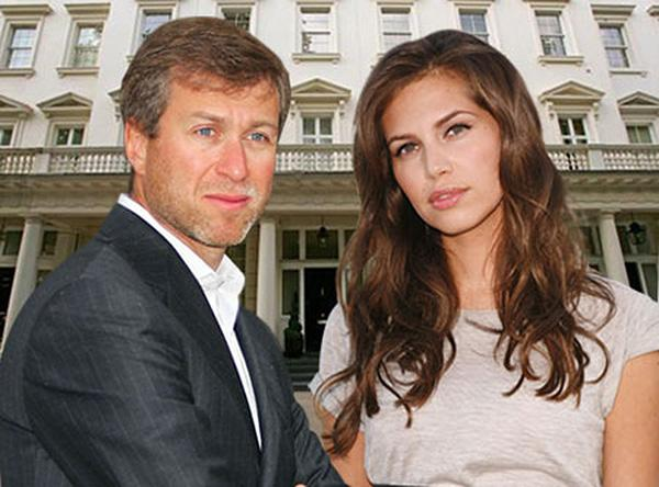 Chelsea FC's Roman Abramovich buys £25 million 'stop gap' London property