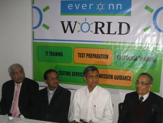 Mr. Jaya Prakash Narayan at the Everonn world Launch at Hyderabad.jpg