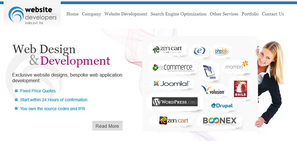 ecommerce website development company india ecommerce
